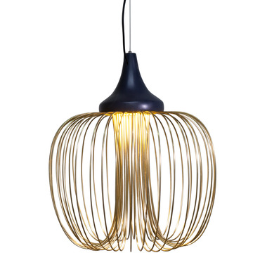 Whisk Medium Pendant by Hive | LWH-BS-1214