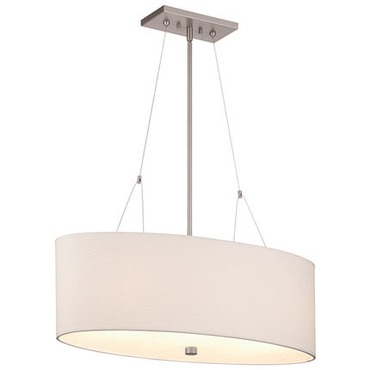 Alexis Oval Pendant by Philips Consumer Lighting | F44736