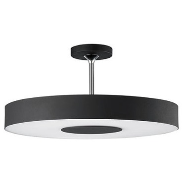 Discus Ceiling Semi Flush Mount