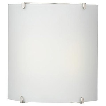Edge Square Clip Wall Sconce