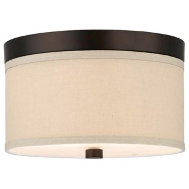 Embarcadero 10 Ceiling Flush Mount