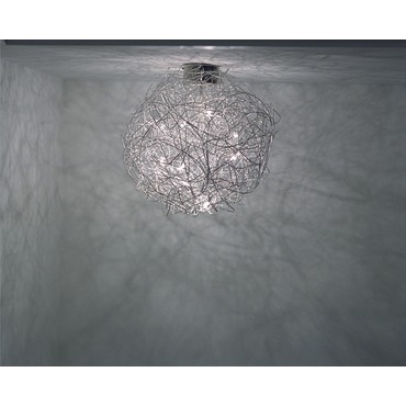 Fil De Fer Ceiling Mount by Catellani & Smith | LC-F4P