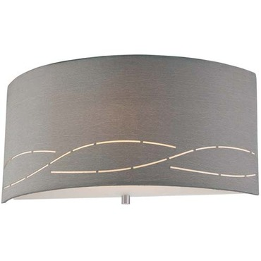 Silver Laser Wall Sconce by Philips Consumer Lighting | FM0002836