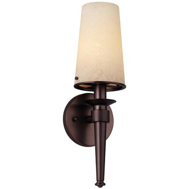 Torch CFL Wall Sconce