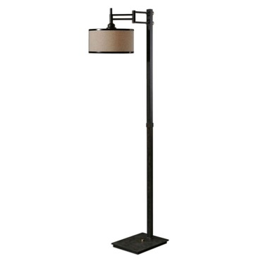 Prescott Floor Lamp by Uttermost | 28587-1