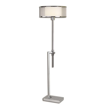 Duarte Adjustable Floor Lamp by Uttermost | 28596-1