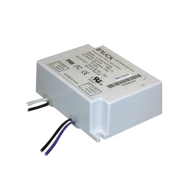 40 Watt 700mA DC Non-Dimmable LED Driver by Bruck | 70418-700