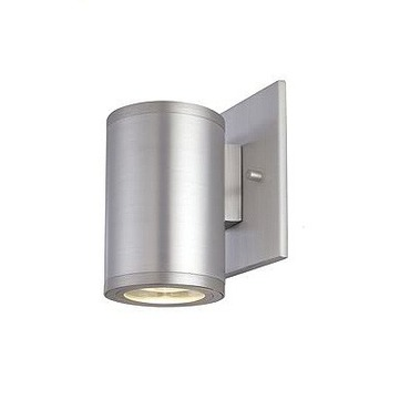 Silo Single Exterior Wall Sconce