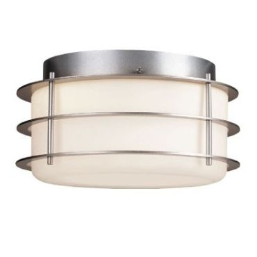 Hollywood Hills Outdoor Ceiling Flush Mount by Forecast | F849241NV