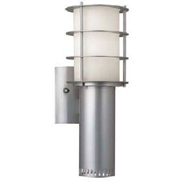 Hollywood Hills Outdoor Wall Sconce W / Bracket by Forecast | F849541NV