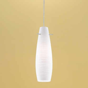 Martini Bianco Pendant  by Lightology Collection | lc-1403.30