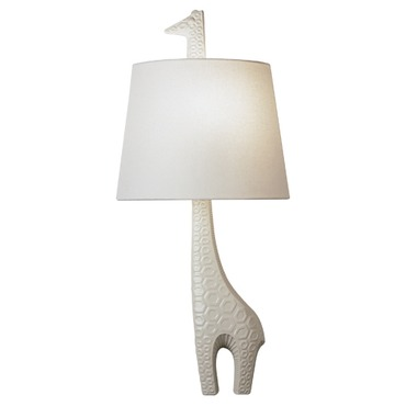 Giraffe Left Wall Light