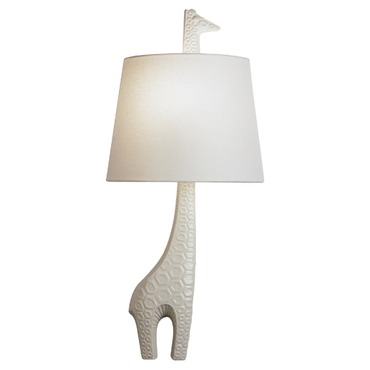 Giraffe Right Wall Light by Jonathan Adler | RA-730R