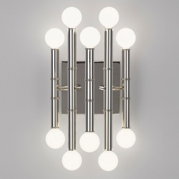 Meurice 5 Arm Wall Light