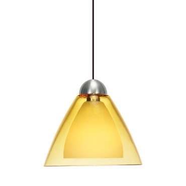 Dome S I Pendant by LBL Lighting | HS246AMSC2G60