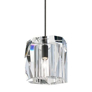 FJ Lexum Pendant by LBL Lighting | HS781CRBZ1BFSJ