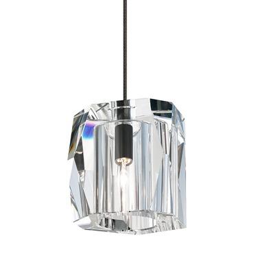FJ Lexum Pendant by LBL Lighting   HS781CRBZ1BFSJ