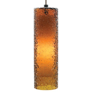 Rock Candy Mini Pendant by LBL Lighting | LF553AMSC2D