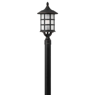 Freeport Post Lamp