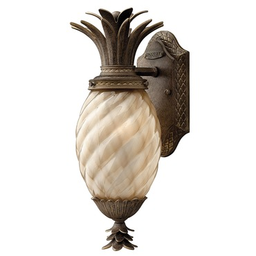 Plantation Outdoor Wall Light
