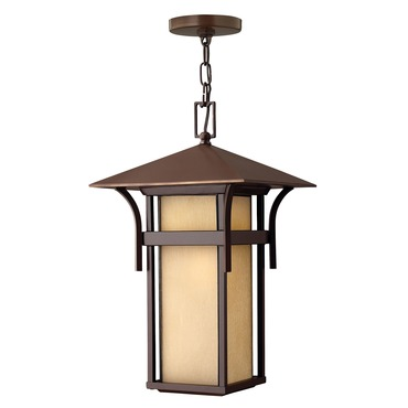 Harbor Outdoor Lantern Pendant by Hinkley Lighting | 2572AR-LED