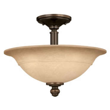Plymouth Semi Flush Ceiling Light by Hinkley Lighting | 4242OB