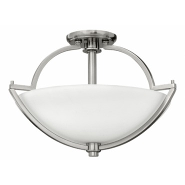 Valley Ceiling Semi Flush Mount
