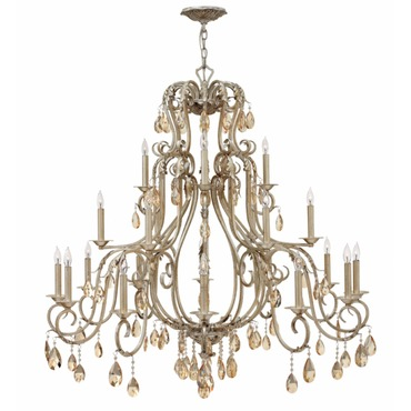 Carlton Chandelier by Hinkley Lighting | 4779SL