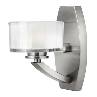 Meridian Bathroom Vanity Light by Hinkley Lighting | 5590BN