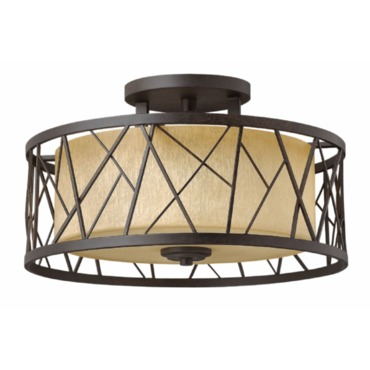 Nest Semi Flush Mount