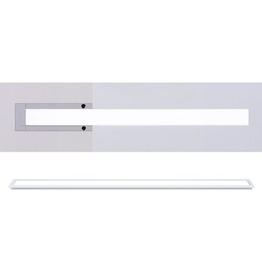 TruLine 1.6A Plaster-In LED System 10W 24VDC by Pure Lighting | TL1.6A-10WDC-1FT-24K