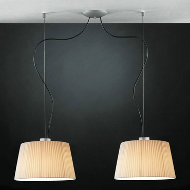 Tusscana 2 Light Pendant