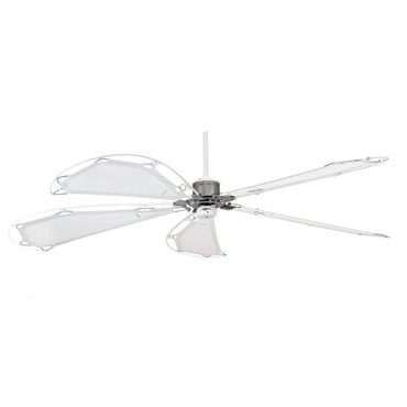 Malibu Star Motor Only Ceiling Fan