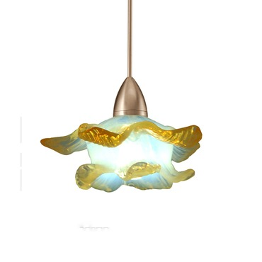 QP Brittany Pendant by WAC Lighting | QP-LED333-OP/DB