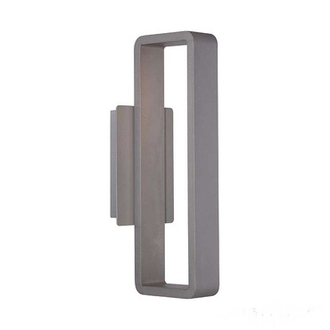 Janus LED Outdoor Wall Sconce by WAC Lighting | WS-W5817-GH