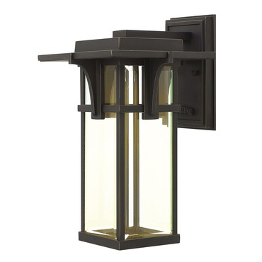 Manhattan LED Outdoor Wall Sconce