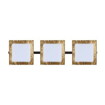 Alex Bath Bar W / Flat Glass Trim