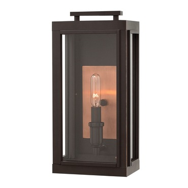 Sutcliffe 120V Outdoor Wall Light