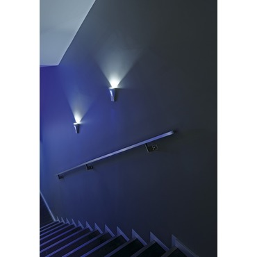 Delwa Blue LED Wall Sconce by SLV Lighting