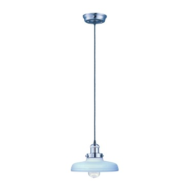 Mini Hi-Bay 25027 White Pendant