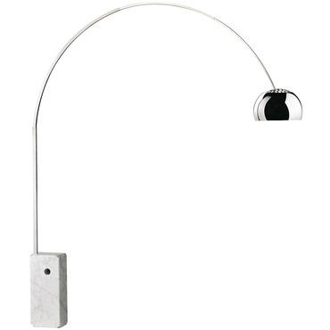 Arco Floor Lamp by Flos Lighting | FU030000
