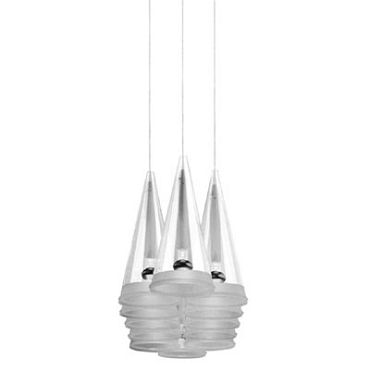 Fucsia 12 Light Non-UL Suspension by Flos Lighting | FU241700
