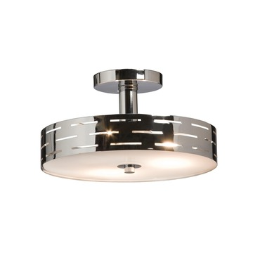 Seattle Ceiling Semi-Flush Mount