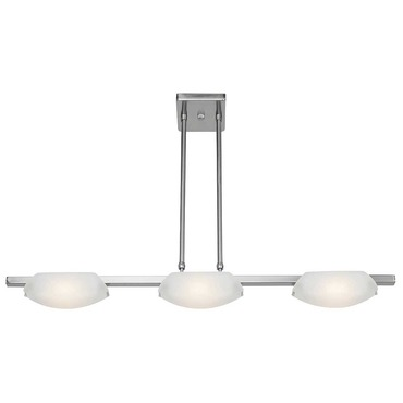 Nido Semi-Flush or Pendant by Access | 63957-MC/FST