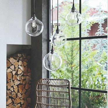 Bubble Lamp Pendant or Wall
