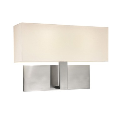 Mitra Wide LED Wall Sconce