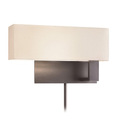 Mitra Left LED Compact Swing Plug-in Wall Sconce