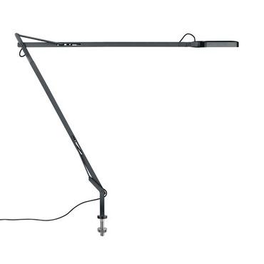 Kelvin LED Clamp On Desk Lamp With Sensor