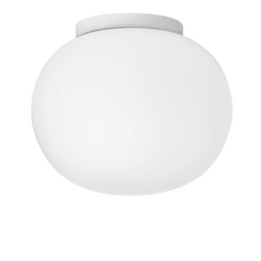 Glo Ball Sconce C/W Zero Wall Ceiling Light