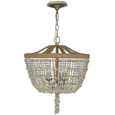 Eva Mini Chandelier